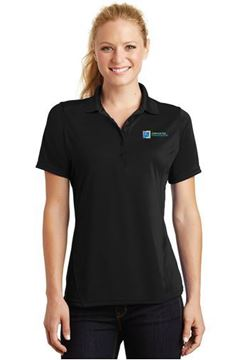 Picture of L475 Sport-Tek® Ladies Dry Zone® Raglan Accent Polo