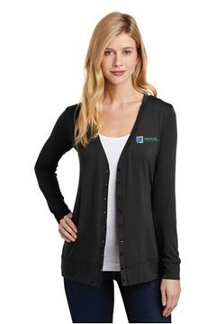 Picture of L545  Port Authority® Ladies Concept Cardigan