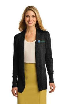 Picture of LSW289 Port Authority® Ladies Open Front Cardigan Sweater