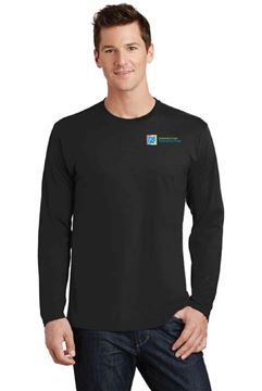 Picture of PC450LS Port & Company® Long Sleeve Fan Favorite™ Tee