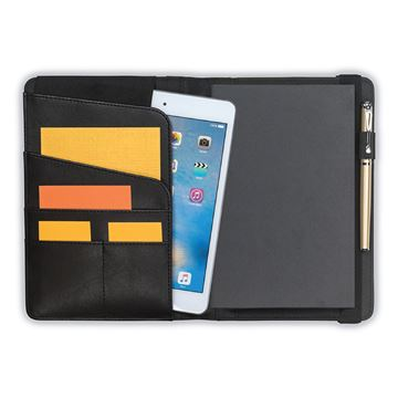 Picture of Soft cover journal and tablet case-black