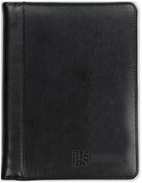 Picture of 70730 - Regal™ Zipper Padfolio with iPad Pocket